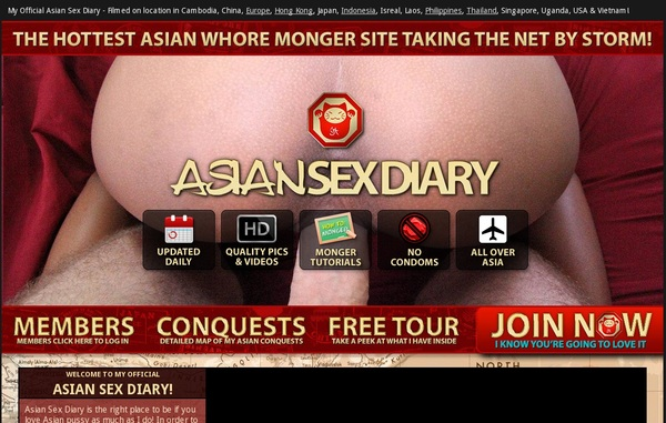 Asian Sex Diary Join