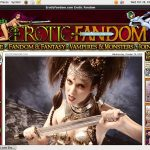 Erotic Fandom Join Anonymously
