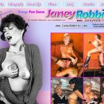 Janey Robbins Paysite