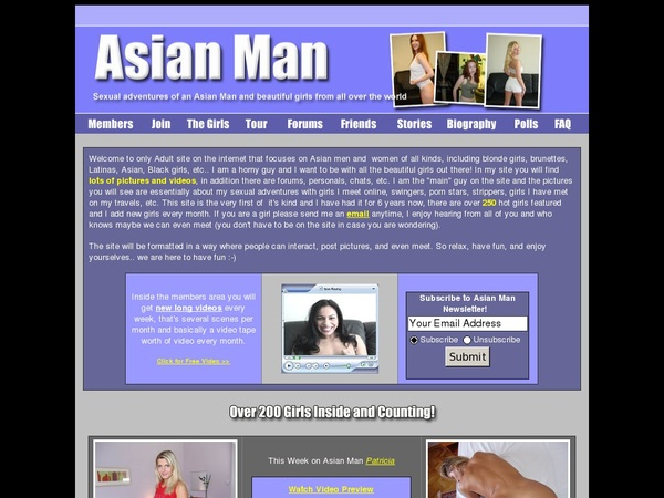 Joining Asianman