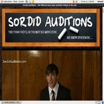 Sordid Auditions V2 Gay