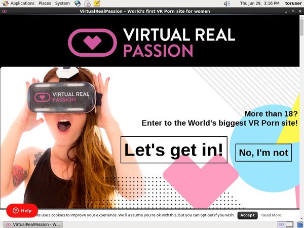 Virtual Real Passion Tokens
