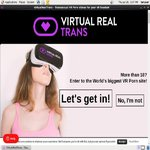 Virtual Real Trans New Discount