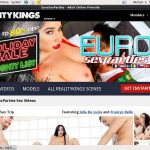Free Access To Euro Sex Parties