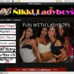 Discount Nikki Ladyboys Account