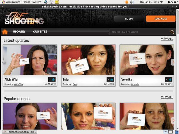 Fakeshooting.com Join By EU Debit