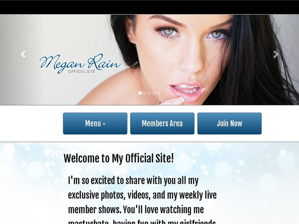 Discount Pass Megan Rain