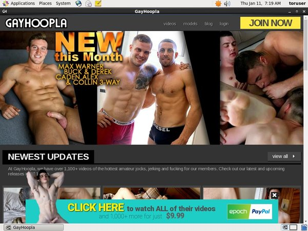 Gayhoopla Password And Account